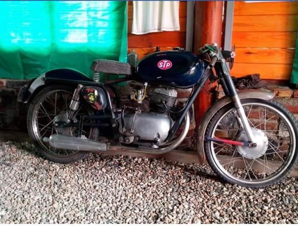 Gilera Sport Motorcycle