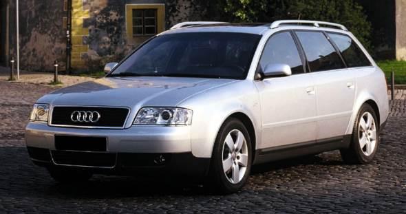 Car Audi A6 Avant