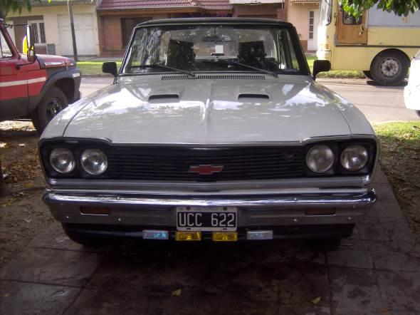Car Chevrolet Super Sport
