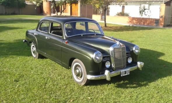 Car Mercedes Benz 180 Nafta