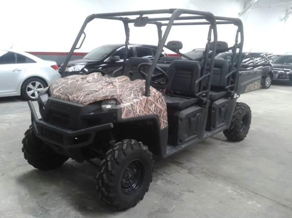 Auto Polaris Ranger Crew 4x4 800