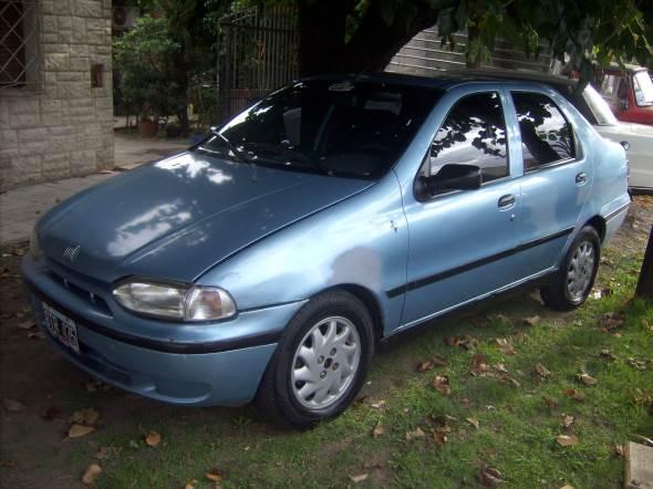 Car Fiat Siena