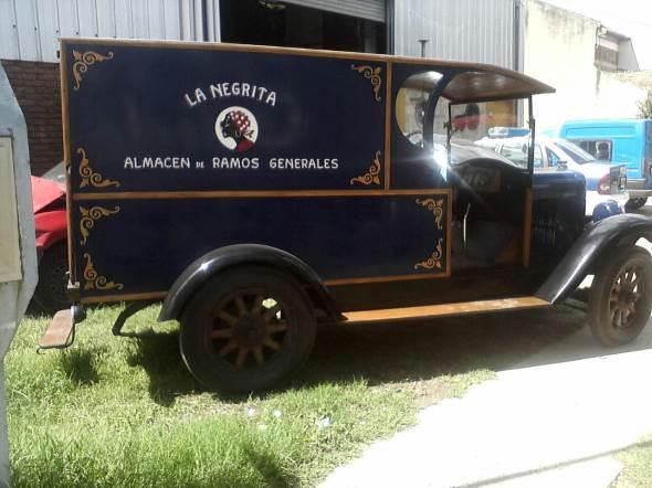 Car Chevrolet 1924