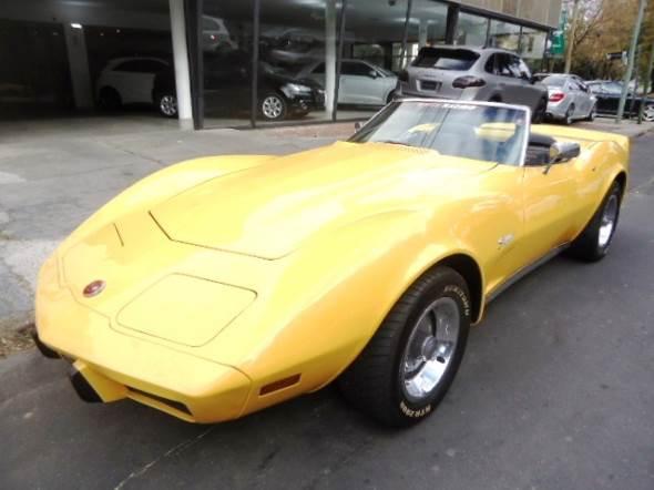 Car Chevrolet Corvette 350