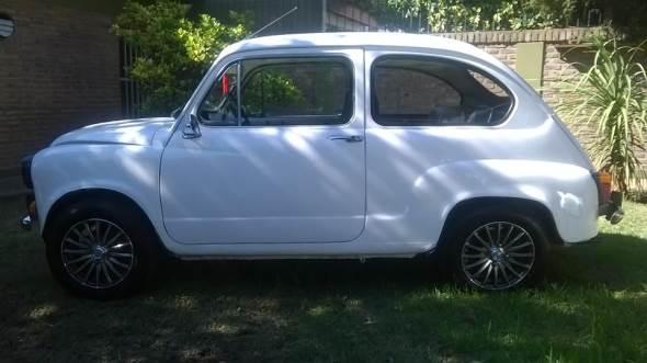 Auto Fiat 1974