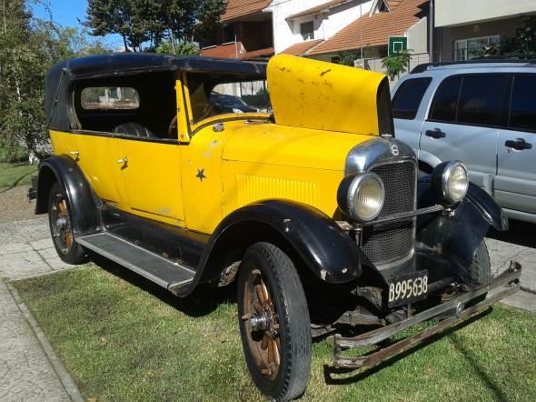 Car Studebaker 1926