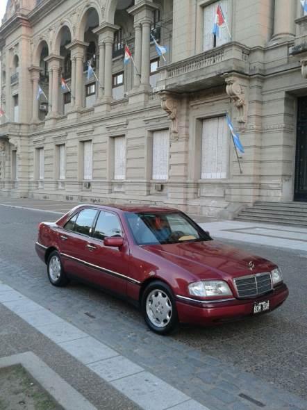 Car Mercedes Benz C220 Elegance Automat