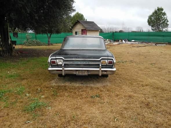 Car Chevrolet 400 Super