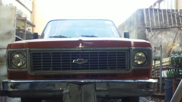 Car Chevrolet C10 1974