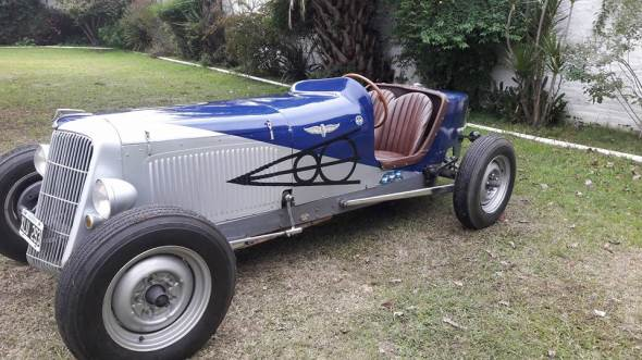 Car Ford Baquet