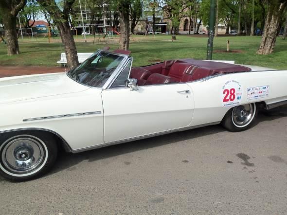 Car Buick Electra 225
