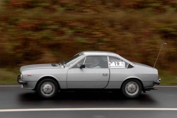 Auto Lancia Beta