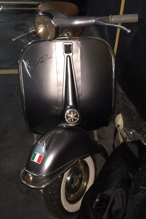 Moto Vespa VB1