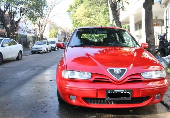 Auto Alfa Romeo 145 Quadrifoglio