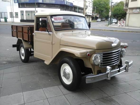 Car Rastrojero 1964/1965