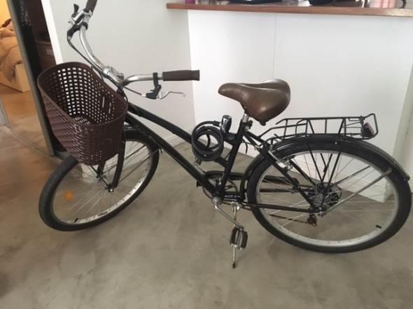 Bike Amelie Olmo
