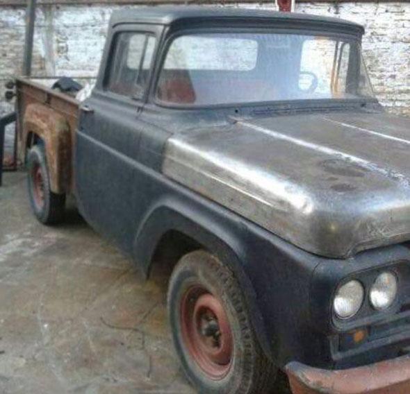 Auto Ford Loba