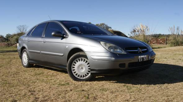 Car Citroen C5 Exclusive V6