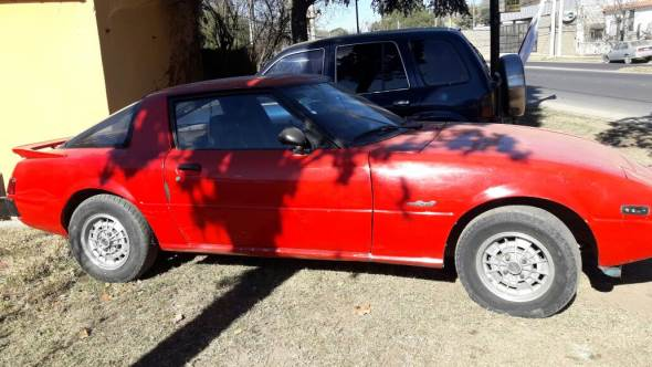 Car Mazda RX7 1980