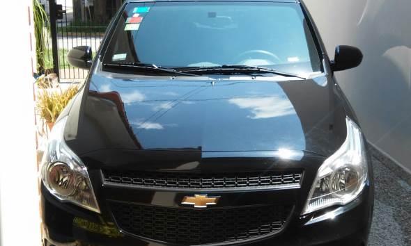 Car Chevrolet Agile LT