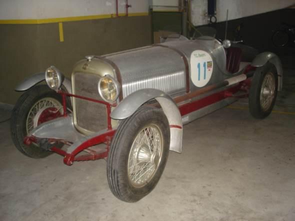 Car Gardner 1926