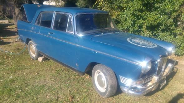 Auto Siam Di Tella 1966