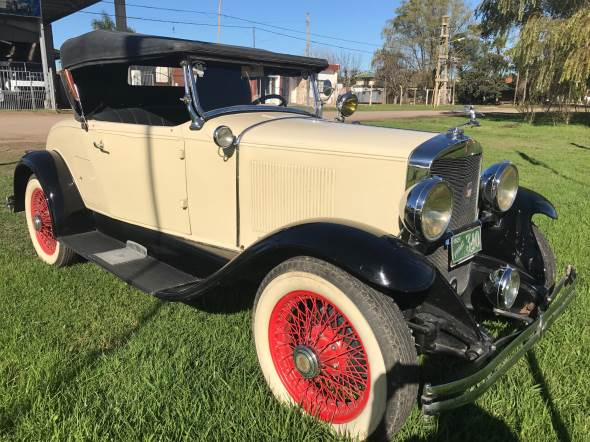 Auto Graham Paige 1929