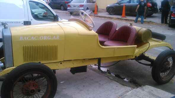 Car Studebaker 1929