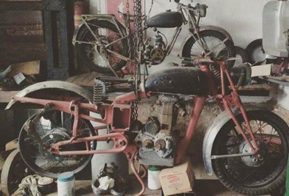Sertum VT4 Motorcycle