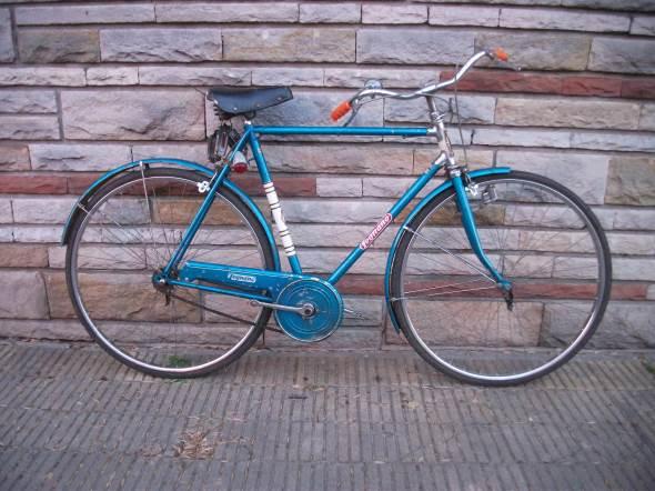 Bicicleta Legnano Paseo Rodado 28