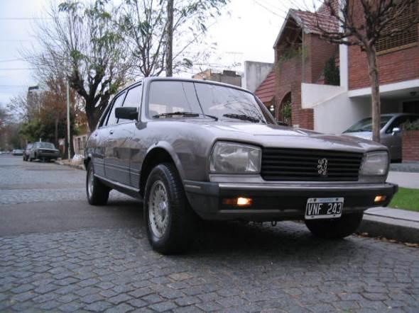 Auto Peugeot 504 GR II 1985