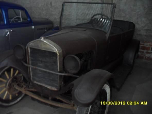 Car Ford 1926