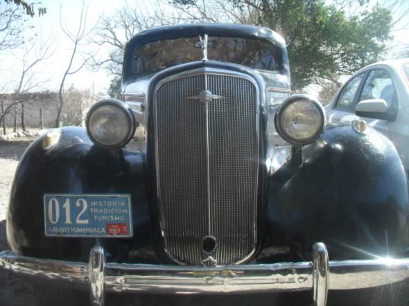 Auto Chevrolet 1935