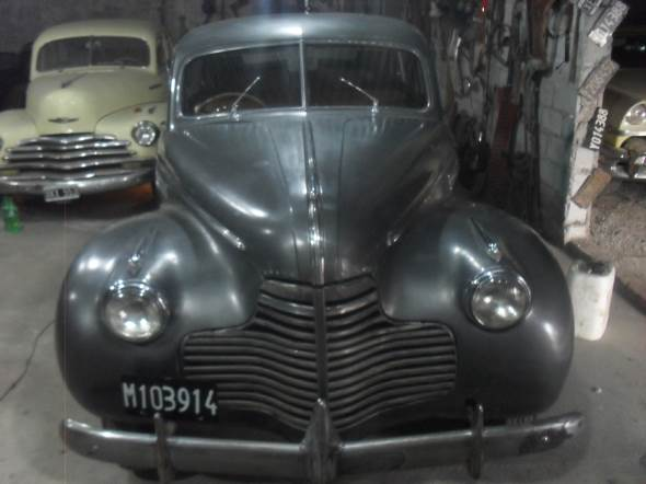 Car Buick Eight Super 8 1941