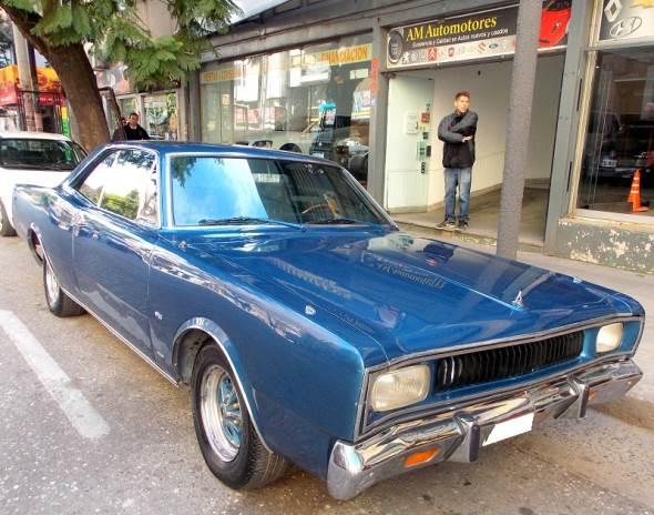 Auto Dodge Gtx V8