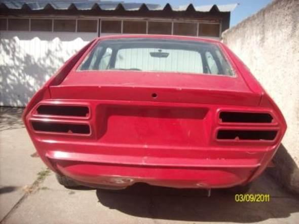 Auto Alfa Romeo Alfetta Gtv 1981