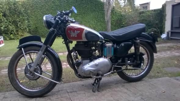 Moto Matcheless 49