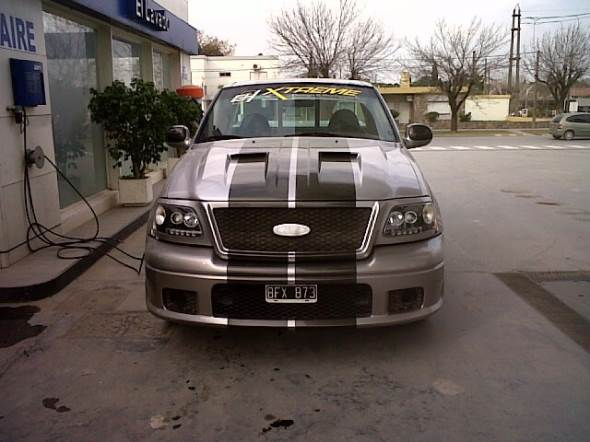 Car Ford F-150 Shelby