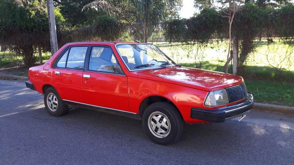 Auto Renault 18 Junior 1984