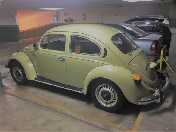 Auto Volkswagen Fusca 1980