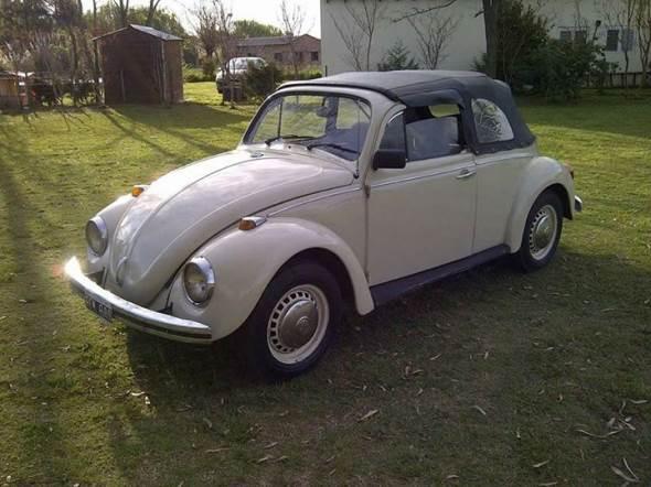 Auto Volkswagen Escarabajo