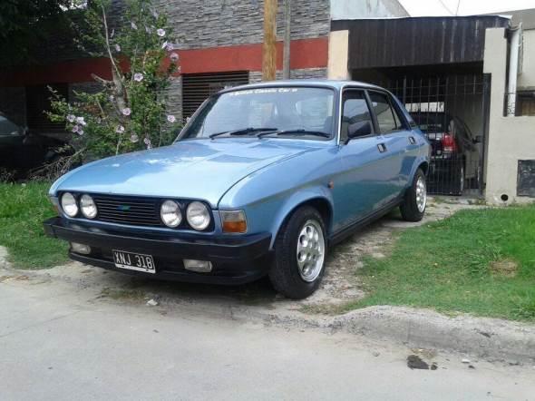 Auto Austin Allegro 3