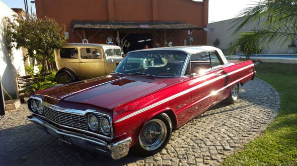 Car Chevrolet Impala