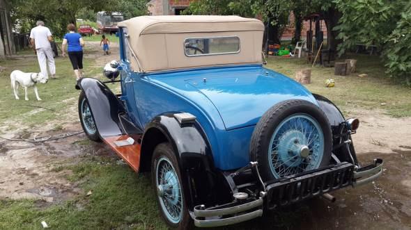 Car Nash 1929