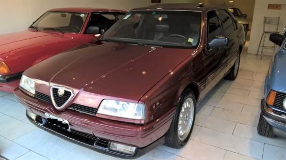 Car Alfa Romeo 164 3.0 V6