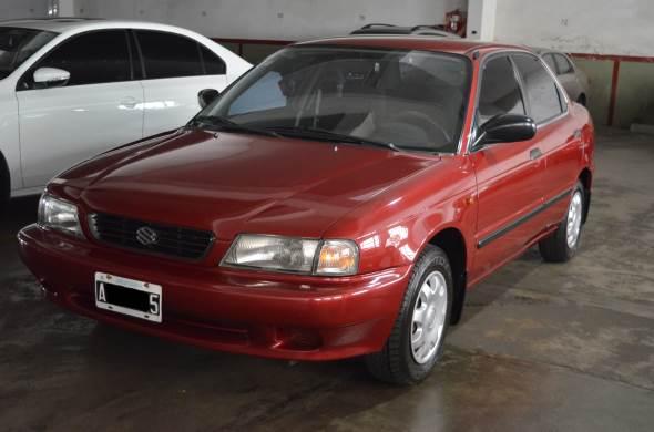 Car Suzuki Baleno GLX 1.6 AT 1996