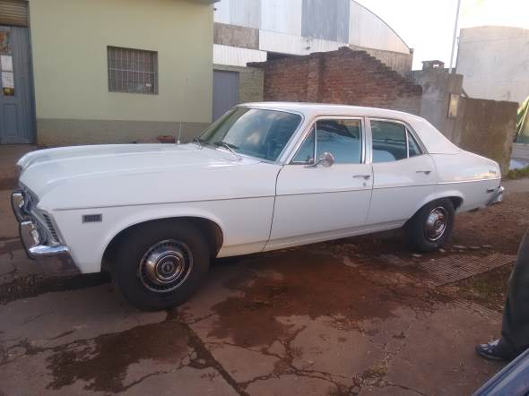 Car Chevrolet 1970