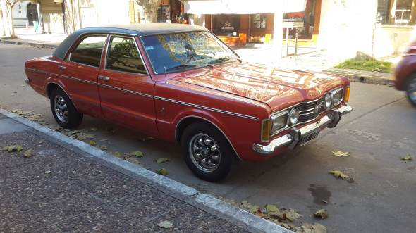 Auto Ford Taunus GXL Automatic