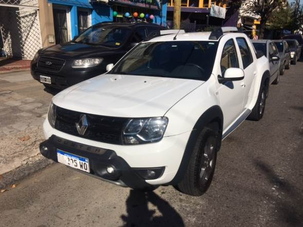 Auto Renault Oroch Outsider 2.0