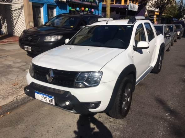 Car Renault Oroch Outsider 2.0